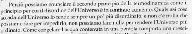 Entropia dell'Universo